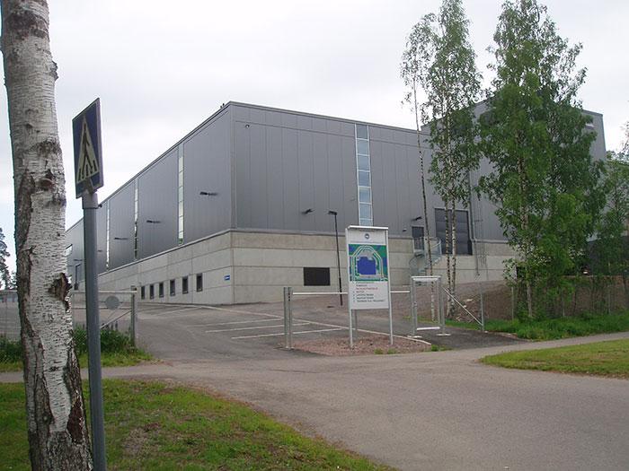 Heltech Haga Asukoht: Ilkantie 3, Helsingi, Soome Tellija: NCC Rakennus OY Valmimisaasta: 2011